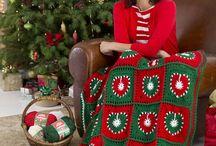 háčkovanie vianoce
