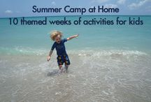 Summer!! / by Jennifer Robertson Gomez