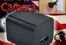 FULL HD 1080P USB CHARGER & SECURITY CAMERA #camera #1080p #security #usb