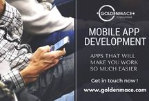 Mobile Applications @Goldenmace IT Solutions