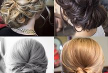 Bridal hairstyles / Hair looks for my Wedding day