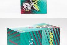 Sport Packaging Design