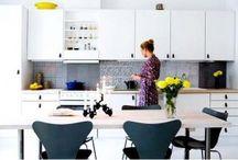 Kitchen ideas / by Eva Tilly