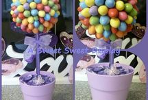 Party Ideas - Sweet Trees