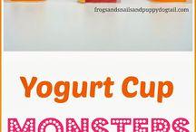 J, mint joghurt