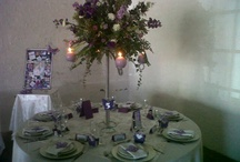 Wedding and birthday things i did myself / This is flowers, cakes and stationary i did  / by liza-mari fouche