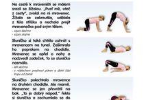 cvičení pro nejmenší