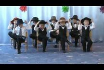 ovis táncok