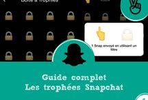 Snapchat / #snapchat  #mediasocial #reseauxsociaux #infographie #tips