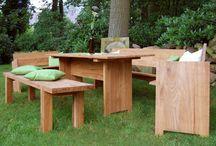 Massivholz, Außen-Einrichtung, Design / www.massiv-info.de