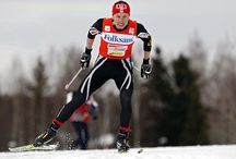 Biathlon & Cross-Country skiing