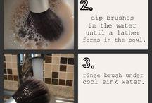 Beauty / Makeup, hair