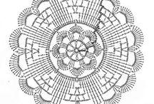 Háčkovanie - vzory