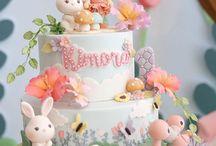 Birthday cakes girly