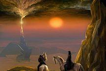 fantasy art / by Cisca de groot
