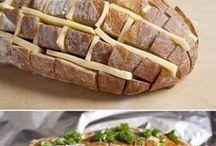 Täytettyä leipää