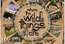 Scrapbooking - Wildlife