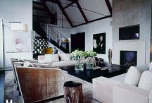 WRAYLANDS - TV ROOM,  for Adults to use,Furniture, walls ... A complete re-vamp. / Taylor Jayne - clients styling