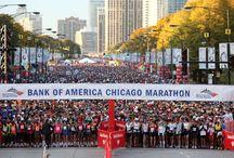 Chicago Marathon / Running