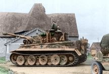 Tiger I in Color