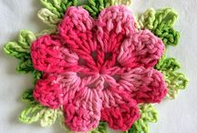 Flower Crochet / by Monica Ziska