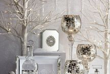 Christmas Decorations / Decorate your home for this Christmas in style! Find out more #Christmas #decoration #tips and #ideas here!