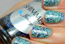Nail Swatches I Love / by Maria Miraval