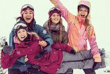 Moi j'aime skiier