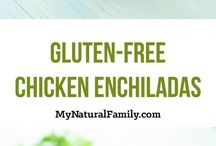 Gluten free eating / Non-gluten ideas