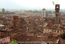 Tuscan Cities / Every Tuscan city has something special to offer.
