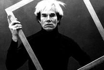 Andy warhol / by Hans Hickler