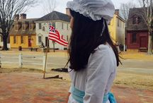Colonial Williamsburg Travels