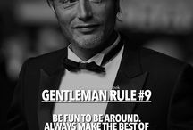 Gentleman citaten