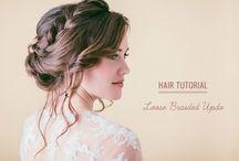Wedding hair / by Megan Bresnahan