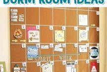 Organización de dormitorio universitario
