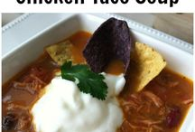 Comfort Food / Tasty, indulgent recipes