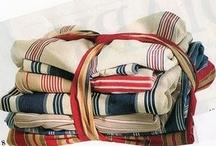 Ticking..Textiles & Wools