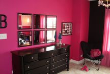 girls bedroom / by Destiny Barrett
