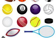 Art & Doodles - Sports