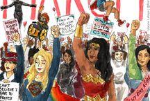 Women Power, Super