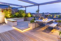 Roof terrace ideas