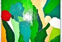 Liz Gallery-Art / Liz Gallery's Abstract Art Painted in Toronto, Canada lizgallery@rogers.com