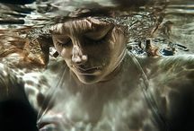 underwater / by Jennifer Bohrer