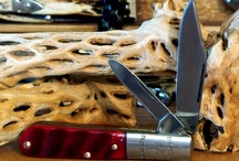 Pocket Knives / Classic Pocket Knives are simple well designed tools that have a multitude of practical uses. Pocket knives compact and and won't weigh you down. A Pocket Knife makes a great gift. Perfect for new fathers, birthdays, graduations, groomsmen, and of course Christmas. Oso Grande stocks hundreds of Classic Pocket knives from Case, Boker, Hen and Rooster, Kissing Crane, Buck, Schrade and more. For your shopping convenience we've arranged them into over 100 categories.