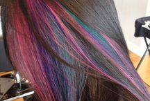Color Highlights - Hair