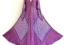 boho ethnic dress