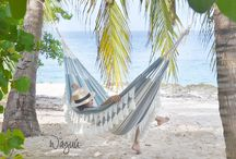 Wayuu Hammocks / 100% Handmade luxury hammocks.