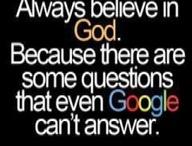 Christian believe in God