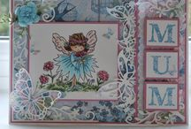 Docrafts Papermania - Vintage Notes Sentiments