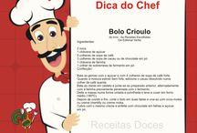 Dica do Chef